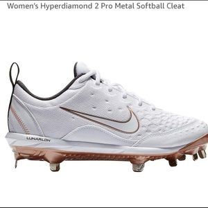 Nike Hyperdiamond Lunarlon Softball Cleats